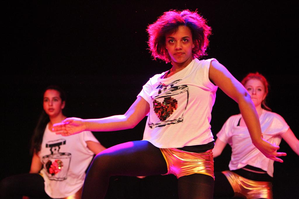 Upper Senior Street Dance