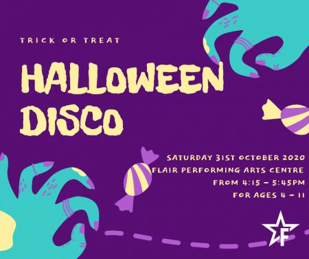 Halloween Disco 2020