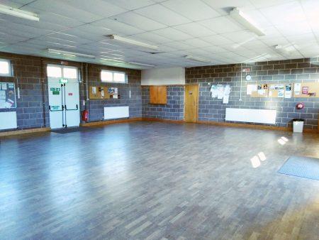 St Nicholas Small Hall