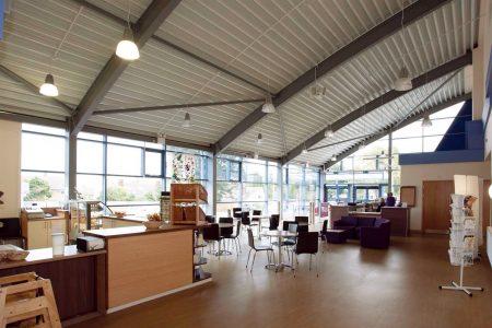 YMCA Cafe & Reception