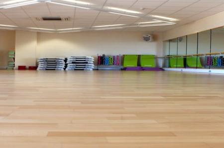 YMCA Dance Studio